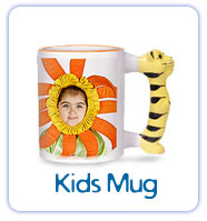 kids & animals mug