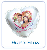 Heartin Pillow