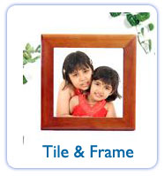 Tile and Frame